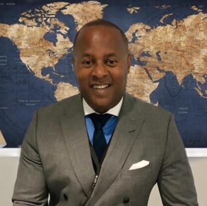 Photo of Vincent Ennever CEO of Panache Global Hospitality Solutions
